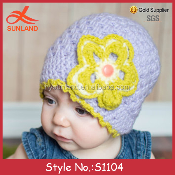 8d19cb17526d33 S1104 Hot sailing 100 acrylic baby kids beanie knitted beanie wholesale