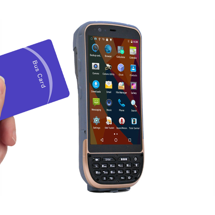 Metal Frame Rugged Ip65 Speedata Kt50 Android 5.1 Mobile Handheld ...