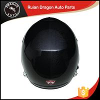 Alibaba China Supplier safety helmet / car racing helmets (The light carbon fiber)