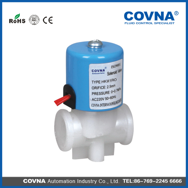 Reverse Osmosis Ro System Water Purifier Dc 24v Blue Solenoid ...