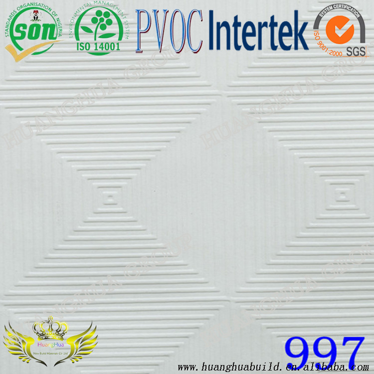 Indoor Decoration PVC Panel/PVC Wall Panel/PVC Ceiling