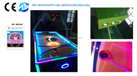 Chinese new year discount electronic game table for 2 players battle win ticket prize game - 18925103613(my whatsapp)