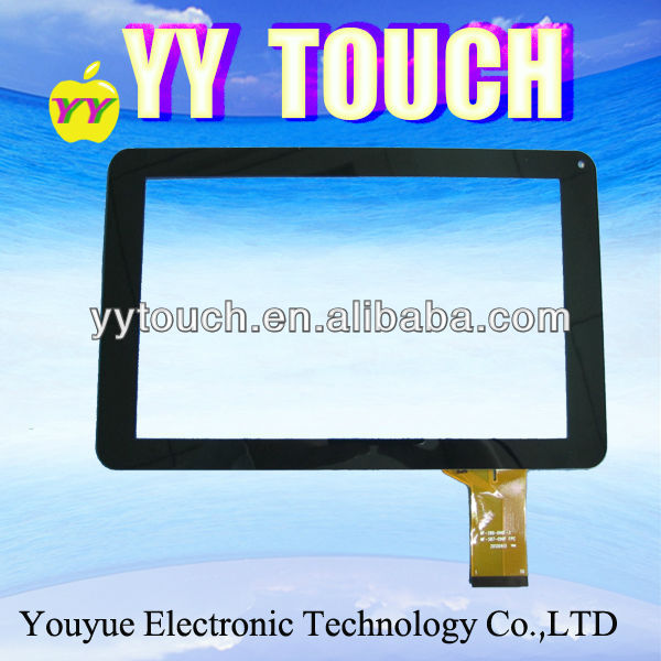 Mf-289-090f-3 Mf-587-090f Fpc Touch With Chinese Touch Screen For ...