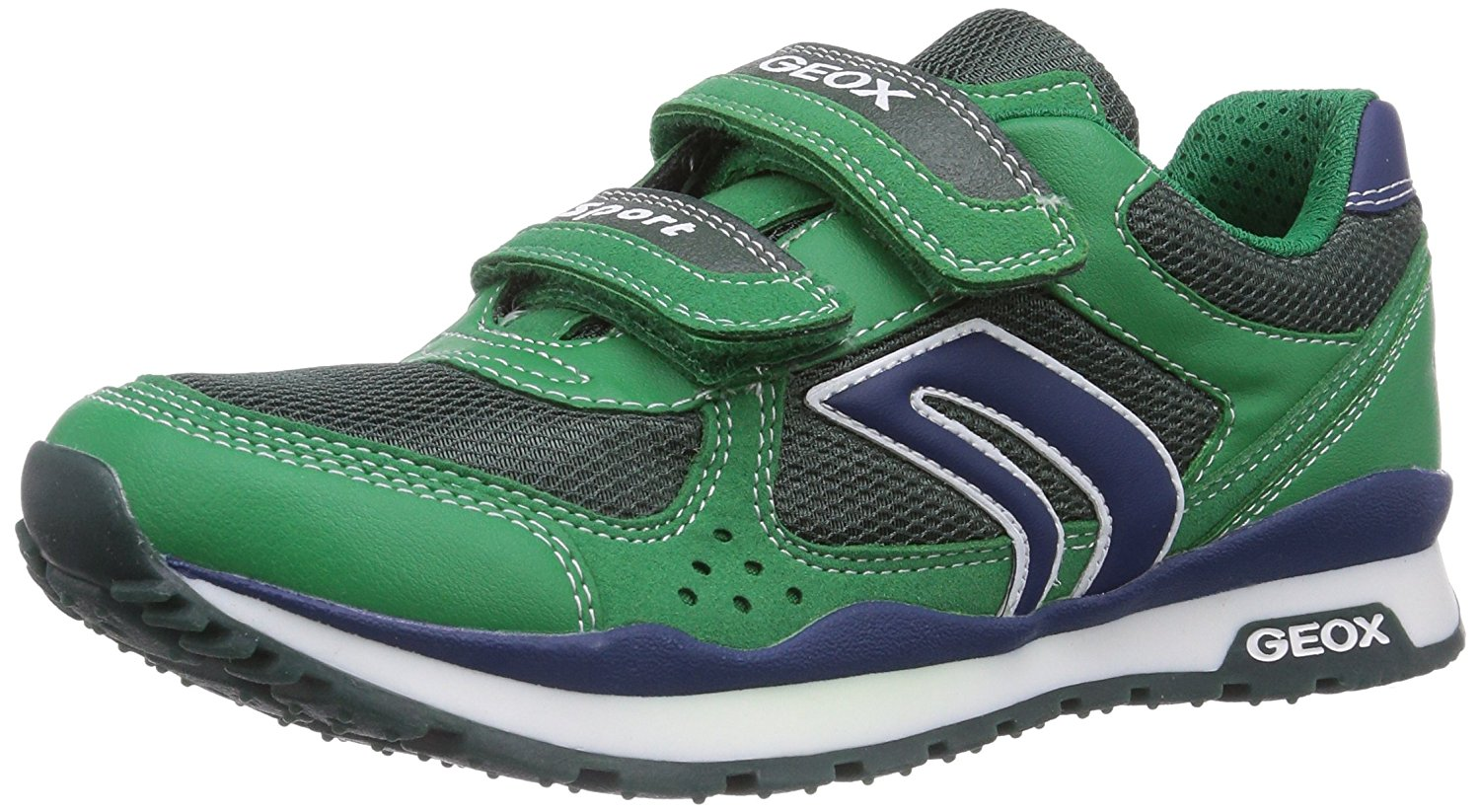 Geox Pavel A, Boys' Low-Top Trainers