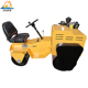 small ride-on baby vibro road roller roller compactor for sale