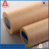 Customized a4 size kraft paper self adhesive sticker/label