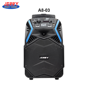Karaoke Player Use Trolley BT Speaker With Recording Function