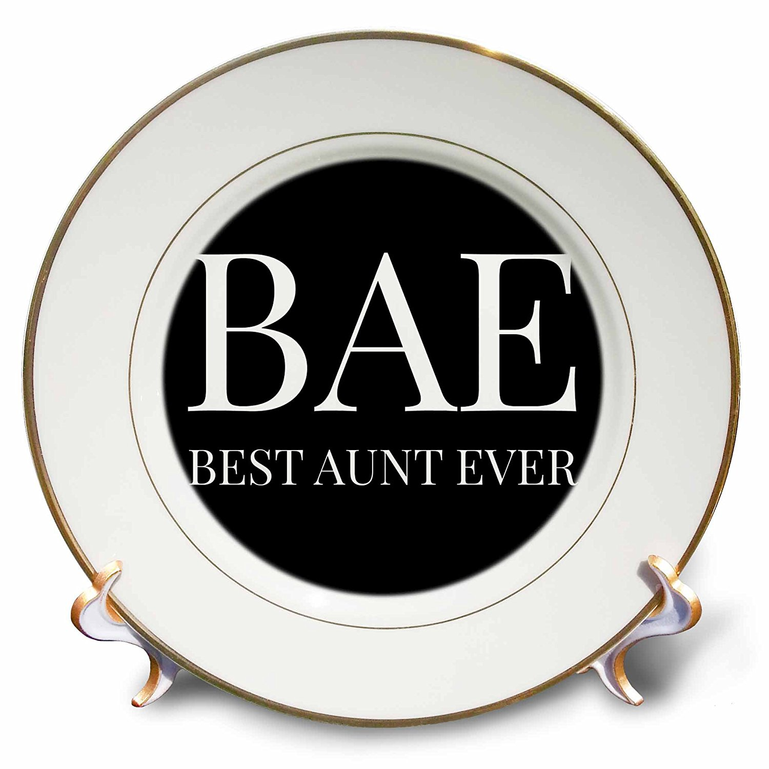 Buy Xander Funny Quotes Bae Best Aunt Ever White Letters On A
