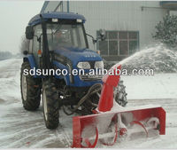 china 4wheel drive snow removal equipment