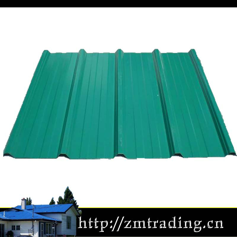 China corrugated roofing sheet /insulated roofing sheets /colorful stone coated metal roof tile