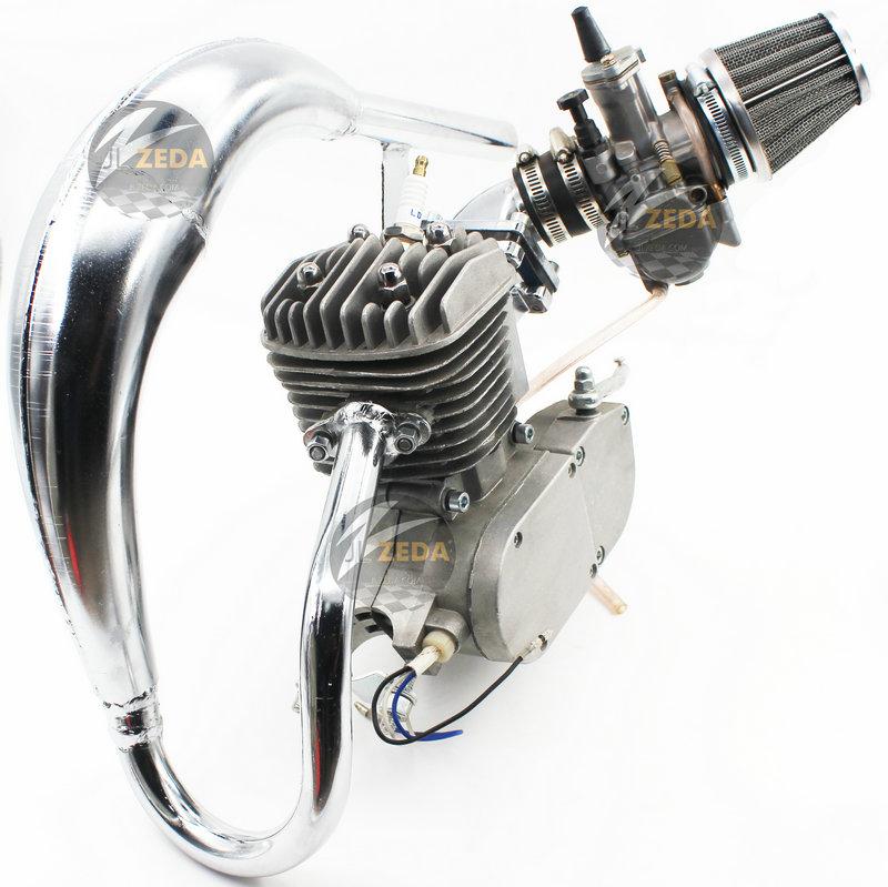 49cc 80cc 60cc Fuel Gas Tank Petrol for Motorized Bicycle Push Bike