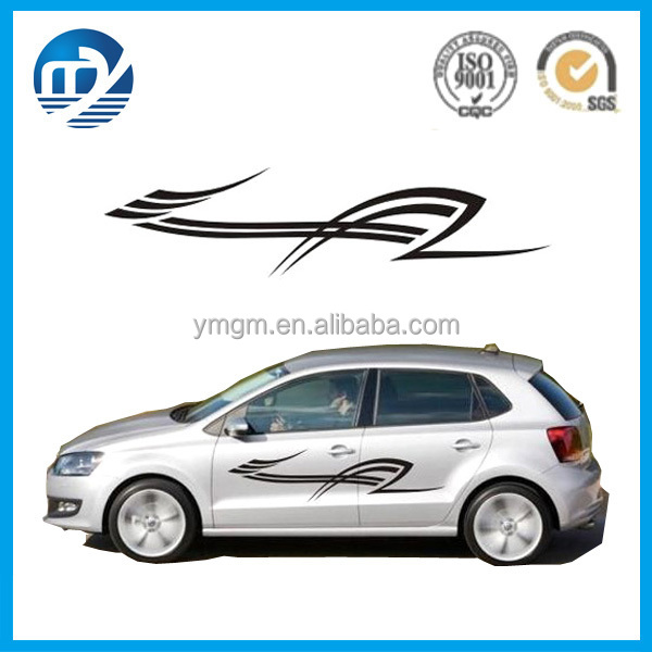 Custom Waterproof Vinyl Vehilcebuscar Decal Sticker Buy Vinyl - Custom car body stickers