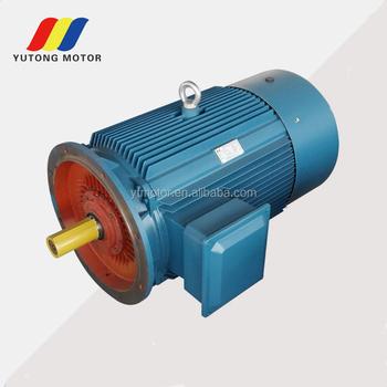 Ye2 3 Phase Hochspannung Ac Induktionsmotor 5hp Elektrische ...