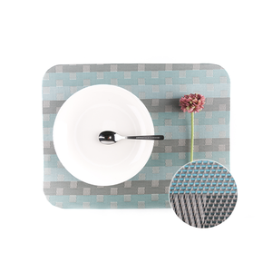 Good design felt hot food material center disposable paper restaurant baby pvc plate dining table place mat