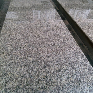Tiger skin white granite slab