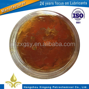 Hangzhou Xingang brand Lithium soap based bearing grease