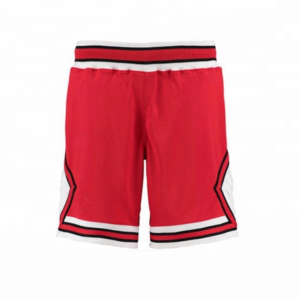 Sublimation custom cheap basketball shorts for team