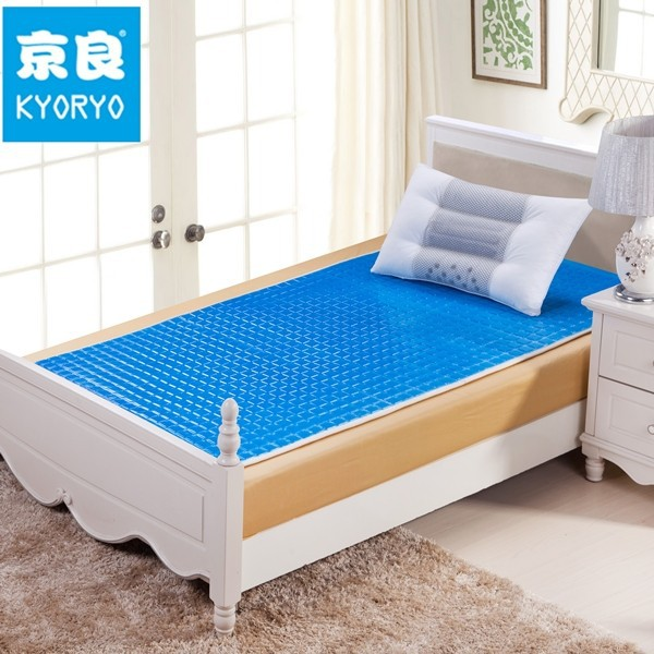 trade assurance kyoryo innovate silica gel mattress soft gel mattress pad