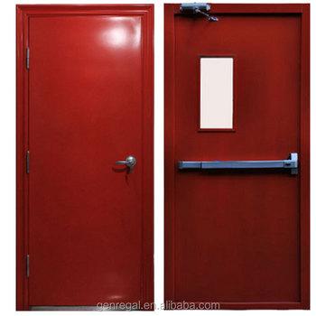 BS 476 fd30 fd60 fd90 metal steel fire rated doors  sc 1 st  Zhejiang Genregal Doors Co. Ltd. - Alibaba & BS 476 fd30 fd60 fd90 metal steel fire rated doors View fire ...