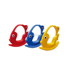 Colorful fish shape kids rocking Rider toys