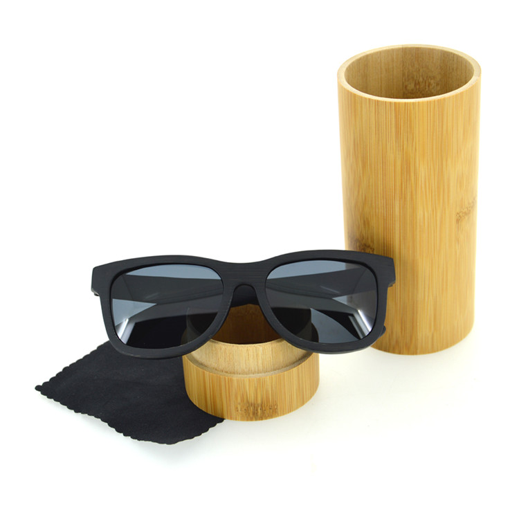 2017 Hot-selling wood sunglasses, fashion natural wood frame, BEWELL 100%natural wood