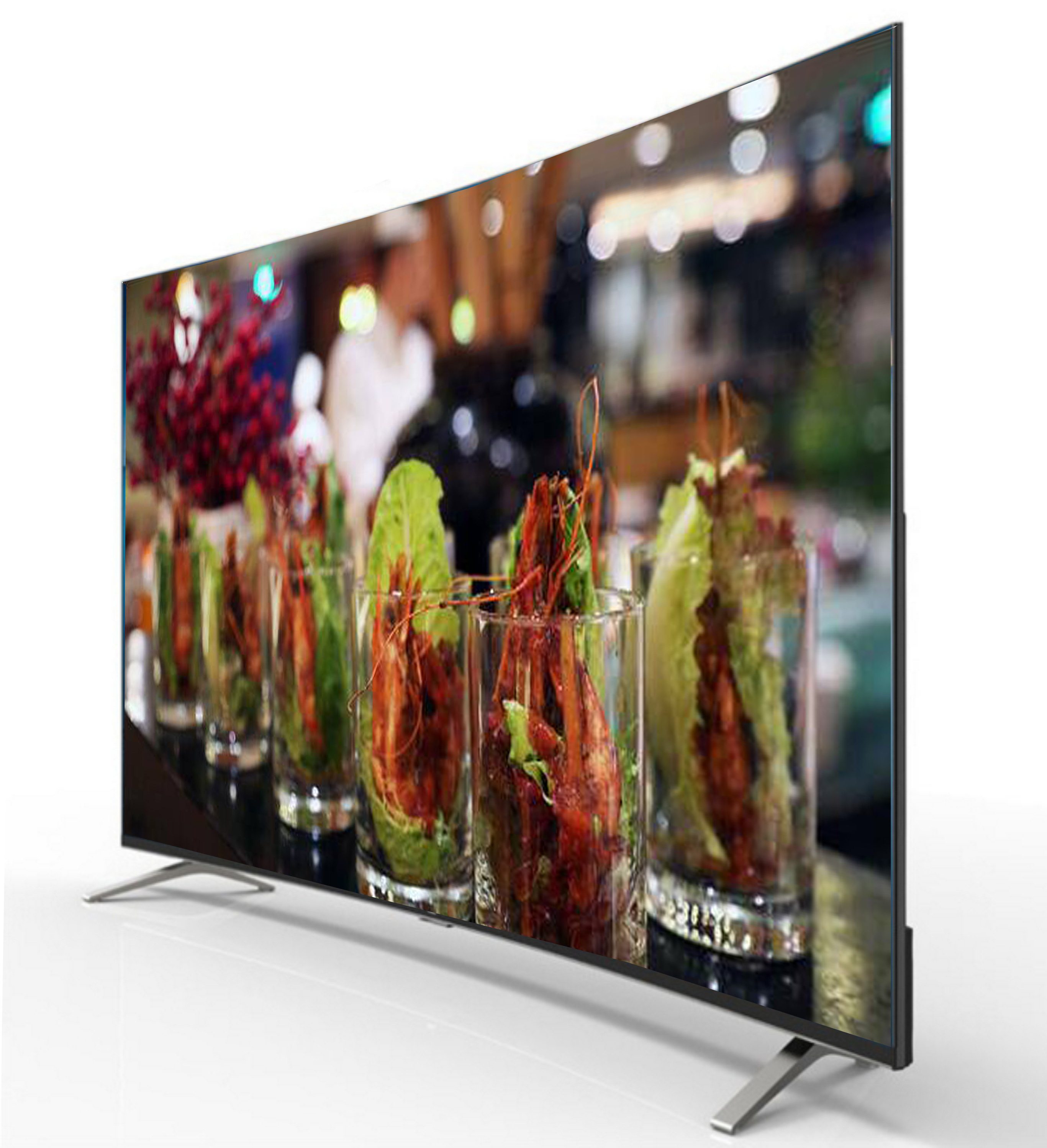 China led tv manufacturer 43  inch lcd tv curved screen led smart tv