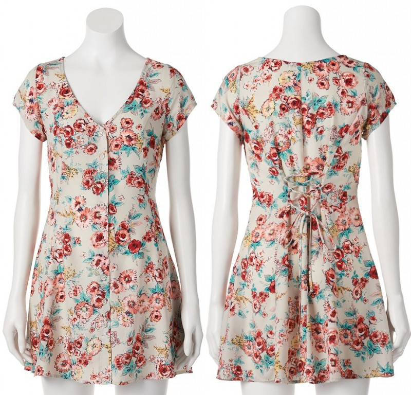 Floral Casual Dresses