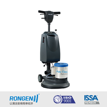 Marvelous Muilti Functional Hard Floor Scrubbing Stripping Buffing Waxing And Carpet  Cleaning Machine M17H