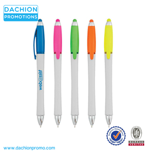 Customized Harmony Stylus Pen With Highlighter