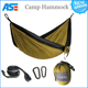 Mosquito Net Outdoor folding hammock stand Travel Bed Lightweight Parachute Fabric Double Hammock For Hiking