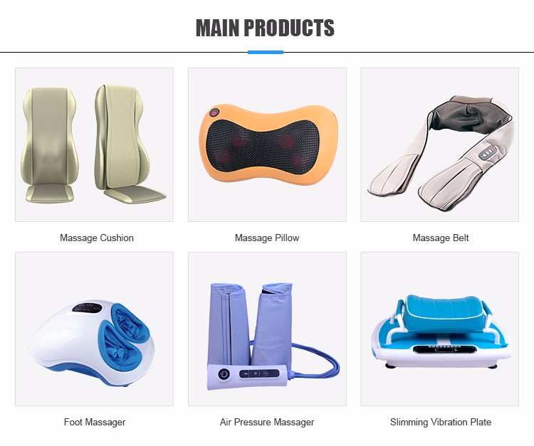 2018 Newest Air Pressure Kneading Japan Foot Massager Shiatsu Foot Massager