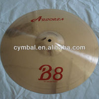 Half Hand Made percussion,high quality drum cymbals