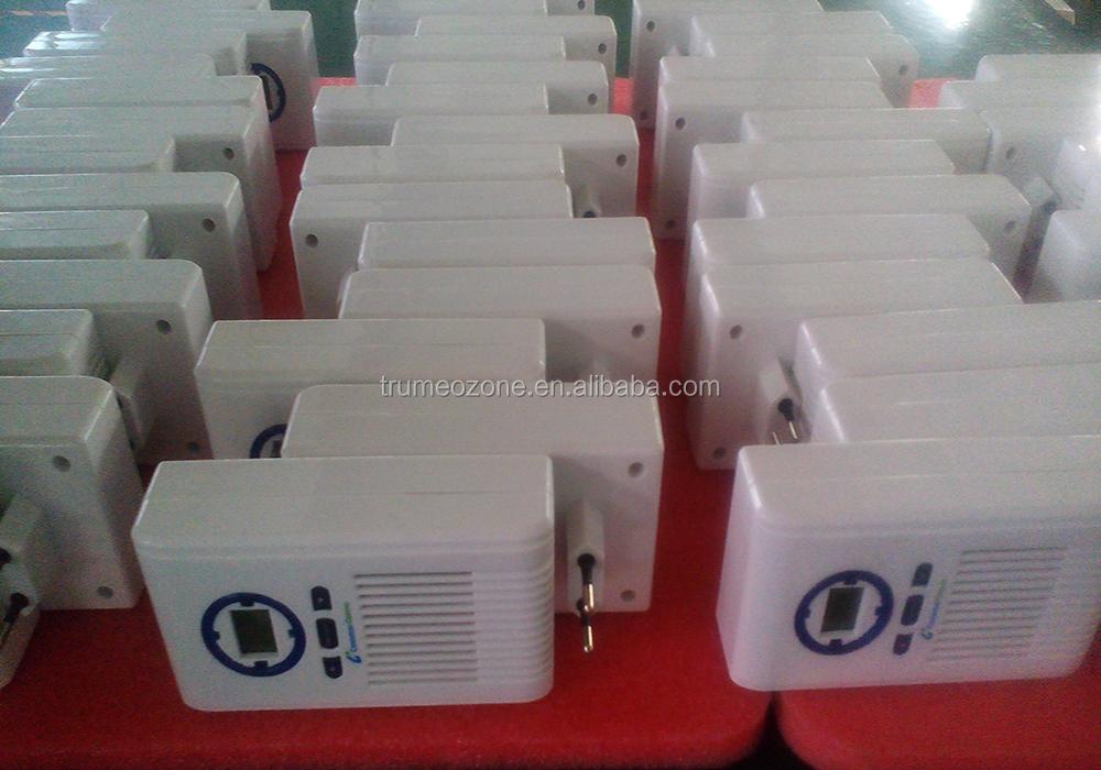 Trume N339 Bathroom Green Leaf Ozone Air Purifier,Toilet Ozone Smell  Remover - Buy Bathroom Ozone Air Purifier,Ozone Smell Remover,Toilet Smell