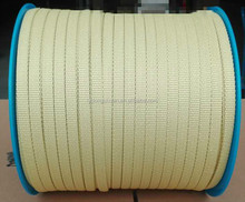 Flame Resistant Thermal Insulating Braided Kevlar Sleeve