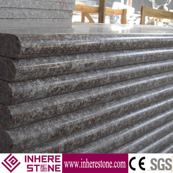 Cheap Outdoor Stone Steps Risers Granite Stairs