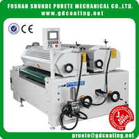 uv varnish machine for MDF and melamine board