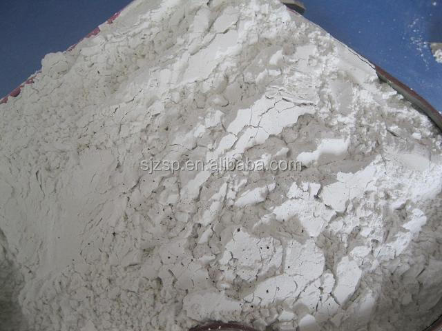 washed or calcined Kaolin china clay powder for many applications
