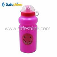 SAFESHINE 500ml Customized Dimensions Drinking Plastic Bottle for Kids