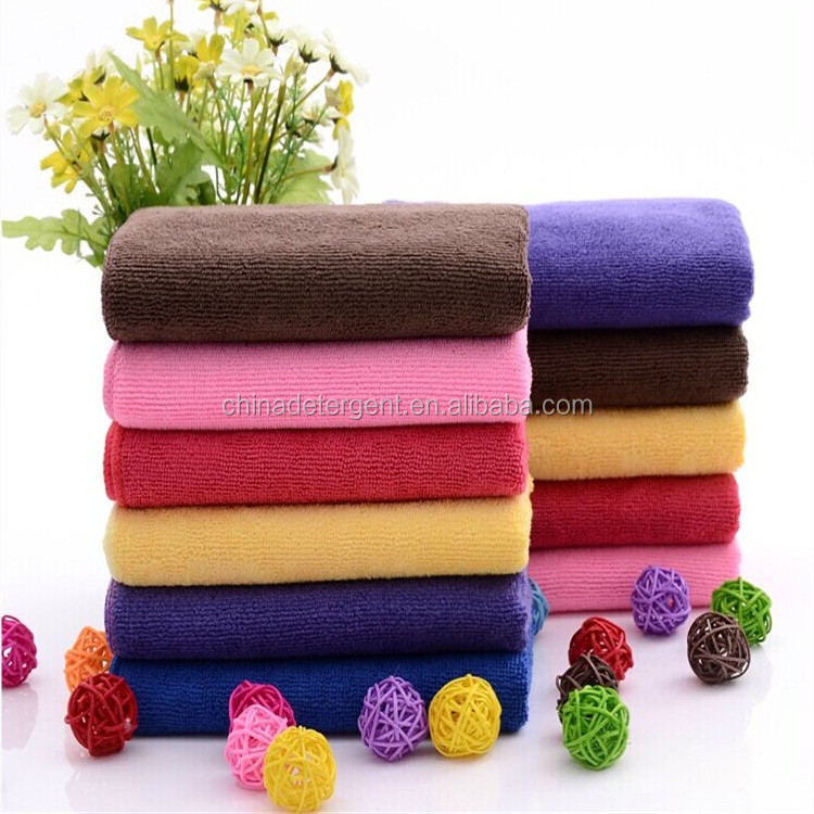 Cheap promotion high quality cloth towel, absorbent quick dry towels