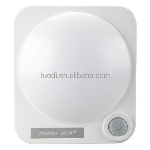 TDL-7139 LED pir Motion sensor light AC100~240V ceiling light