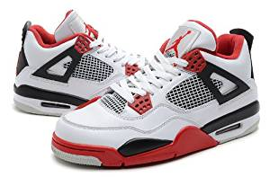 Nike Air Jordan 4 Mens Basketball Shoes, Nike Air Jordans Retro 4 Shoes