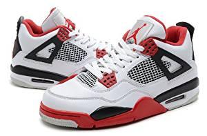 Air Jordan Retro 4 Taille 9-5 Places 554HIUeVq