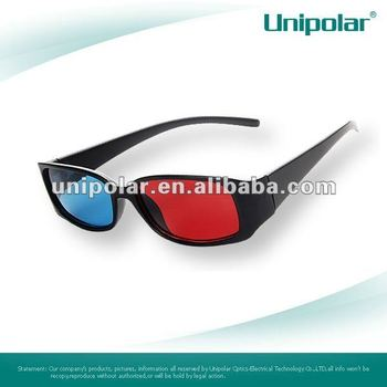 Superior Red Cyan 3D Glasses