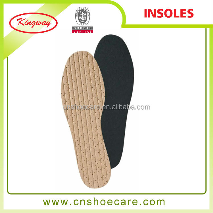Comfort leather insole sole insoles uk