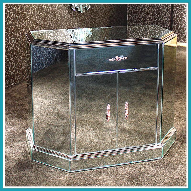 Descuento espejo veneciano muebles vanidad mesa con cajones noche ...