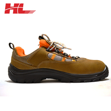 Protective Working Plastic Toe Cap Fashion Sport Style Safety Shoes