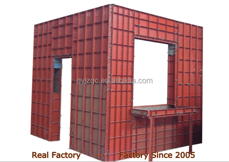 Newly Designed Steel Frame Formwork for Casting Concrete Slab/ replace plastic concrete formwork steel formwork