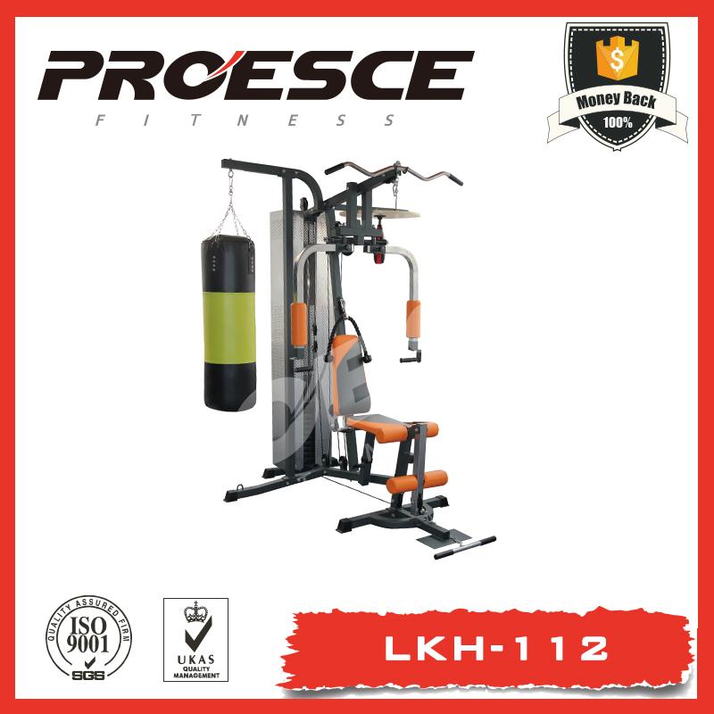 Equipo de gimnasio en casa aparatos de ejercicios for Productos gimnasio