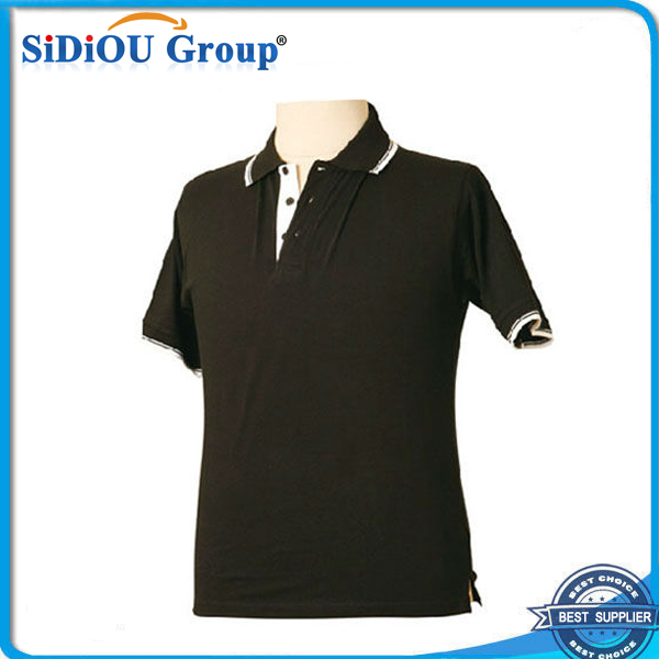 Promotional Combed Cotton Unisex Polo Shirts