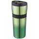 500ml Customized LOGO double wall stainless steel vacuum flask thermos water bottle liquor flask with FDA and SGS
